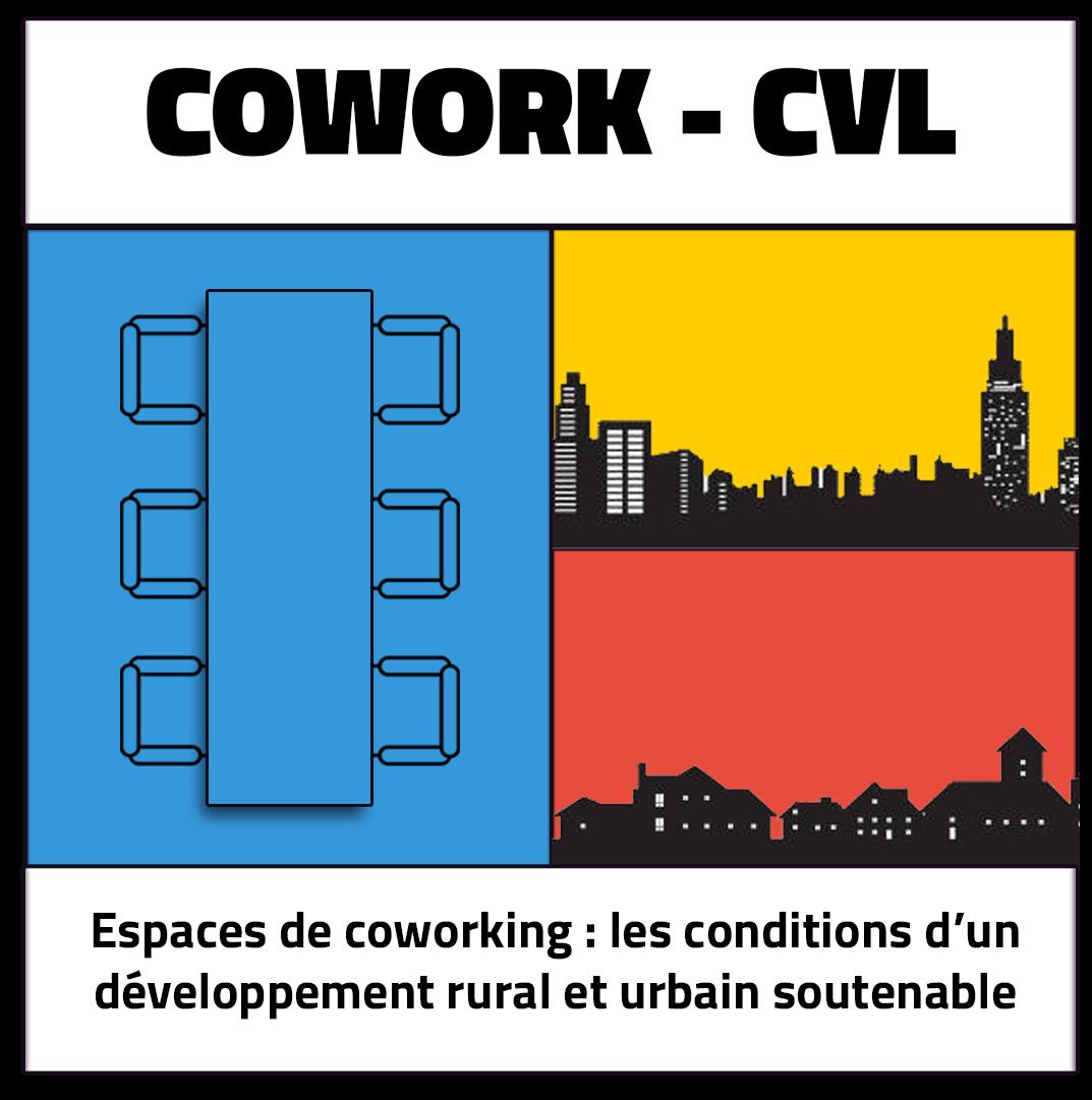 Villes et Coworking